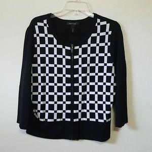 C. WHITE HOUSE BLACK MARKET Sweater